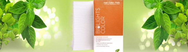 Biolights an eco friendly option for your highlights